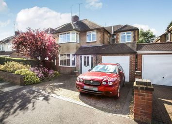 Thumbnail 4 bedroom semi-detached house for sale in Stratton Gardens, Luton
