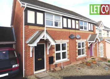 Thumbnail 3 bed semi-detached house to rent in Defoe Close, Whiteley, Fareham