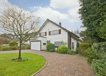 Thumbnail 4 bed detached house for sale in Heathside Road, Moor Park, Northwood, Middlesex