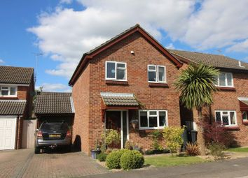 Thumbnail 3 bed detached house for sale in Brook Road, Horsham