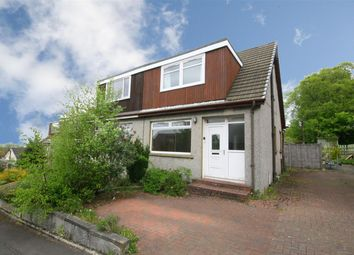 Thumbnail 3 bed semi-detached house for sale in Greenvale Drive, Reddingmuirhead, Falkirk
