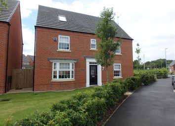 Thumbnail 6 bed detached house for sale in Minnesota Drive, Great Sankey, Warrington, Cheshire