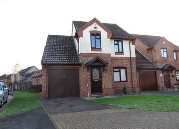 Thumbnail 3 bed detached house for sale in Giles Close, Hedge End, Southampton