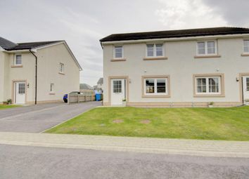 Thumbnail 3 bed town house for sale in Willow Court, Conon Bridge