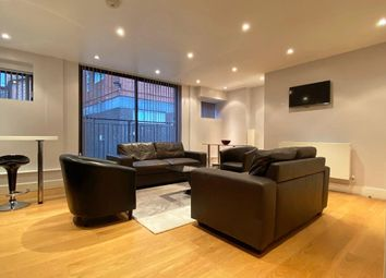 3 bed terraced house to rent in Fitzroy Mews, London W1T