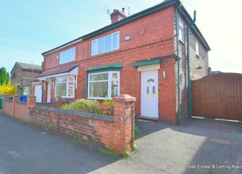 Thumbnail 3 bed semi-detached house to rent in Carill Avenue, Blackley, Manchester