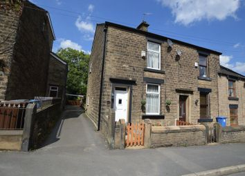 Thumbnail 2 bed end terrace house for sale in Mottram Moor, Hollingworth, Hyde