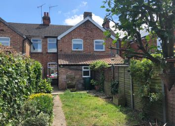 Thumbnail 3 bed terraced house to rent in Hampton Road, Ipswich