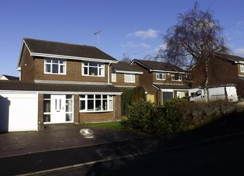 Thumbnail 3 bed detached house for sale in Broome Hill, Clayton, Newcastle-Under-Lyme