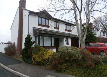 Thumbnail 4 bed detached house to rent in Tremayne Rise, Tavistock