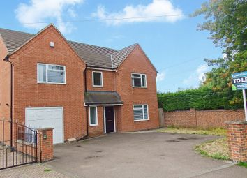 Thumbnail 5 bed detached house to rent in Sileby Road, Barrow Upon Soar, Loughborough