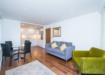 Thumbnail 2 bed flat to rent in Duckman Tower, Lincoln Plaza, London