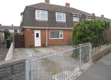 Thumbnail 3 bed semi-detached house to rent in Abbeyville Avenue, Sandfields, Port Talbot, Neath Port Talbot.