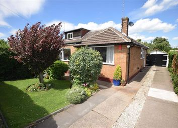 Thumbnail 2 bed semi-detached bungalow for sale in Arnold Avenue, Southwell, Nottinghamshire