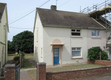 Thumbnail 3 bed semi-detached house for sale in 14 Cefn Coed, Dwrbach, Scleddau, Fishguard, Pembrokeshire