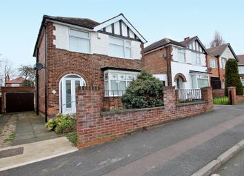 Thumbnail 3 bed detached house for sale in Bakerdale Road, Bakersfield, Nottingham