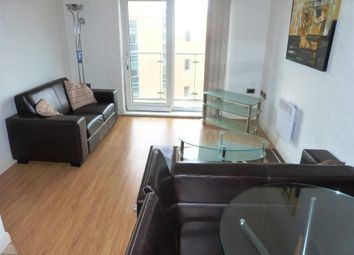 Thumbnail 1 bed flat to rent in Xq7, Taylorson Street South, Salford Quays