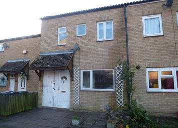 Thumbnail 3 bed terraced house for sale in Bringhurst, Orton Goldhay, Peterborough