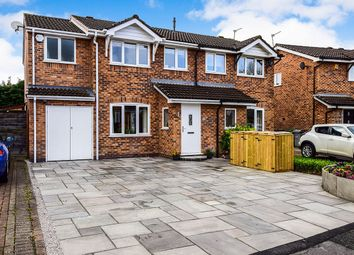 4 bed semi-detached house for sale in Turnberry Drive, Wilmslow SK9