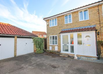 Thumbnail 2 bedroom terraced house for sale in Bayfield Drive, Burwell
