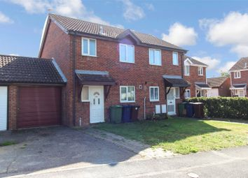 Thumbnail 3 bed semi-detached house for sale in Lode Way, Chatteris, Cambridgeshire