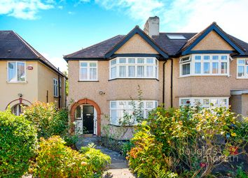 Thumbnail 3 bed semi-detached house for sale in Holders Hill Avenue, London