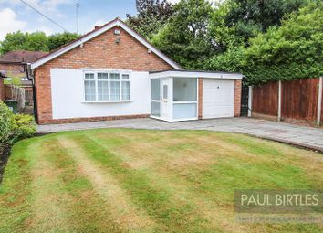 Thumbnail 3 bed detached bungalow for sale in Broadlea, Urmston, Manchester