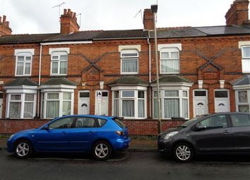 Thumbnail 3 bed terraced house for sale in Baggrave Street, Leicester
