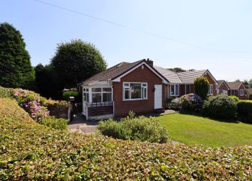 Thumbnail 2 bed bungalow for sale in Vicars Hall Gardens, Worsley, Manchester