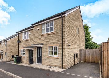 Thumbnail 2 bedroom semi-detached house for sale in Woodend Crescent, Shipley