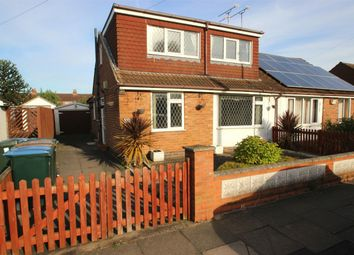 Thumbnail 3 bed semi-detached bungalow for sale in Wroxall Drive, Coventry