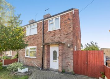 Thumbnail 3 bed semi-detached house for sale in Featherston Drive, Hinckley
