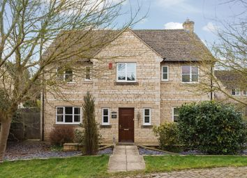Thumbnail 5 bed detached house for sale in West Street, Kings Cliffe, Peterborough