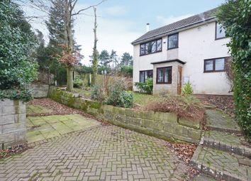 Thumbnail 3 bed semi-detached house for sale in Stallington Close, Blythe Bridge