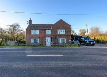 Thumbnail 3 bed detached house for sale in Main Road, Keal Cotes, Spilsby