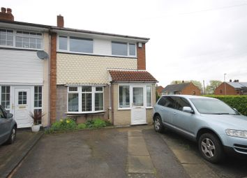Thumbnail 3 bed terraced house to rent in Ashbourne Road, Walsall