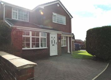 Thumbnail 4 bed detached house for sale in Durham Drive, Ashton-Under-Lyne