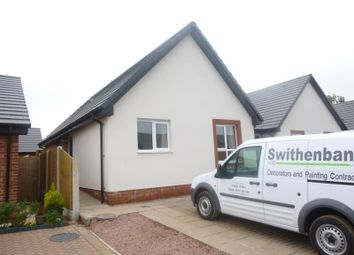Thumbnail 2 bed semi-detached bungalow to rent in 3 Oak Avenue, The Oaks, Longtown
