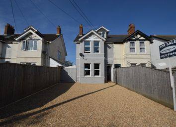 4 bed semi-detached house for sale in Gore Road, New Milton BH25