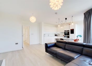 Thumbnail 3 bed flat for sale in Olympic Park Avenue, London