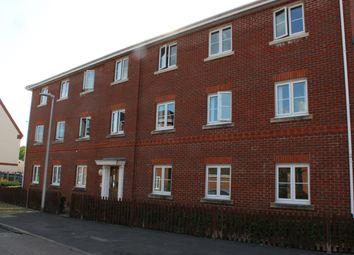 Thumbnail 2 bed flat for sale in Battalion Way, Thatcham