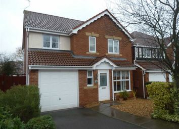 Thumbnail 4 bed detached house for sale in Lilleburne Drive, The Shires, Nuneaton