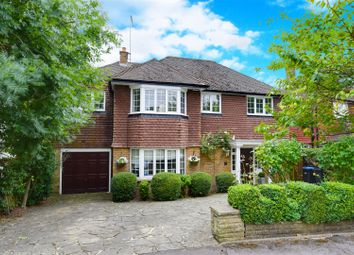 Thumbnail 4 bedroom detached house for sale in Duchy Road, Hadley Wood