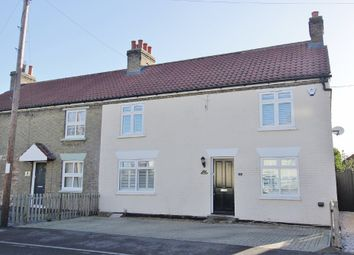 Thumbnail 4 bed cottage for sale in School Lane, Swavesey, Cambridge