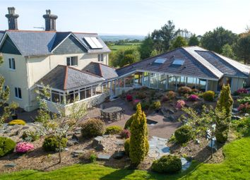 Thumbnail 5 bed detached house for sale in Sherwell, Callington, Cornwall