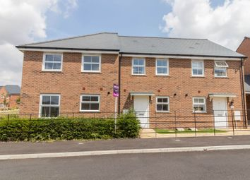 Thumbnail 2 bed terraced house for sale in Fleece Close, Andover