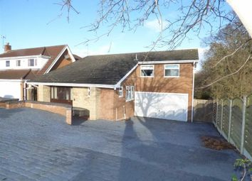 Thumbnail 5 bedroom detached house for sale in Leicester Avenue, Alsager, Stoke-On-Trent