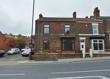 Thumbnail 3 bed end terrace house for sale in Francis Street, Wellgate, Rotherham
