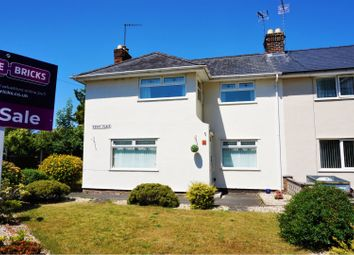 Thumbnail 3 bed semi-detached house for sale in Kerry Place, Wrexham