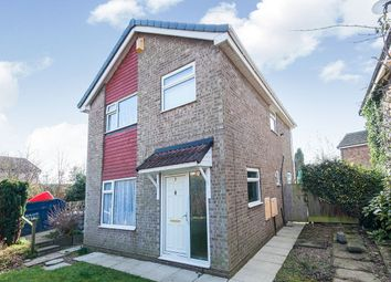 Thumbnail 3 bed detached house for sale in Turnberry Way, Dinnington, Sheffield